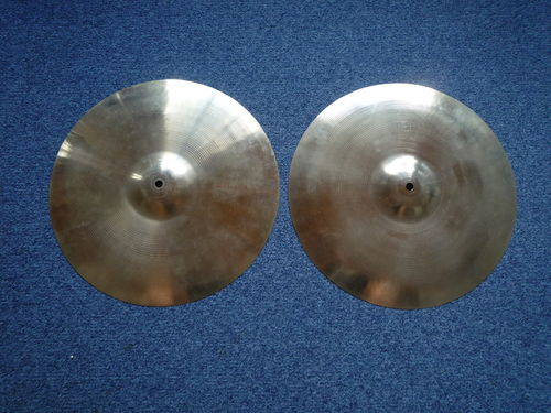 "15"" Ludwig Standard by Paiste Medium Hi-Hat, 783 - 744 grams"