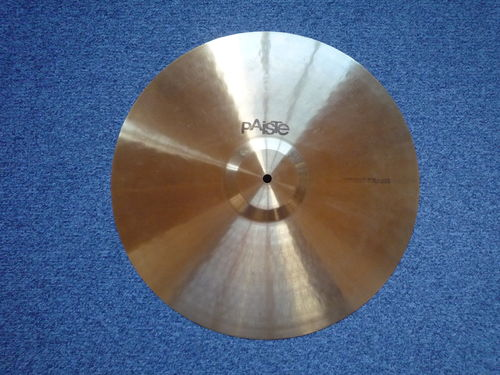 "18"" Paiste Sound Creation Short Crash 1587 grams, from 1979"