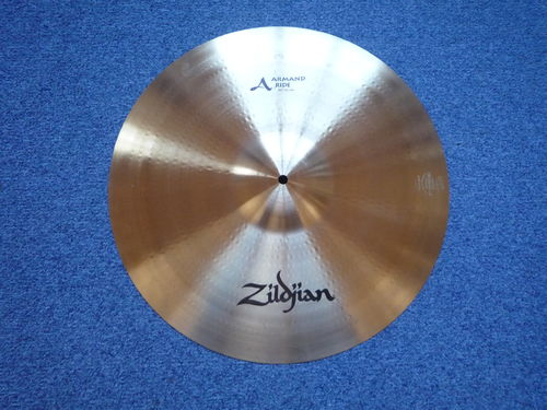 "20"" Zildjian Armand Ride, 2206 grams"