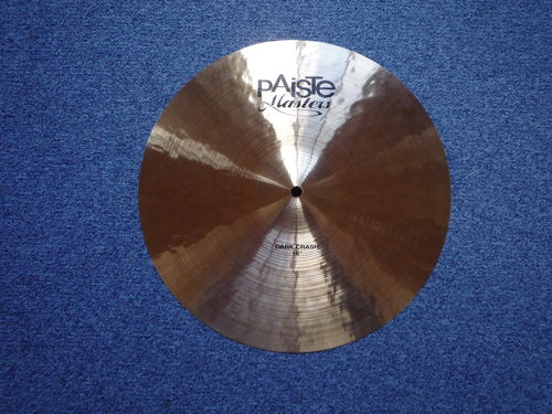 "16"" Paiste Masters Dark Crash, 956 grams from 2014"