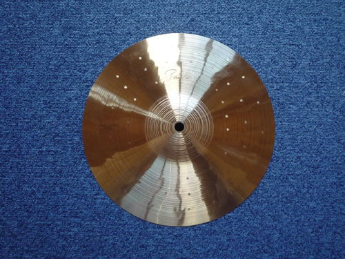 "11"" Paiste Traditional Thin Splash, 393 grams, first production"
