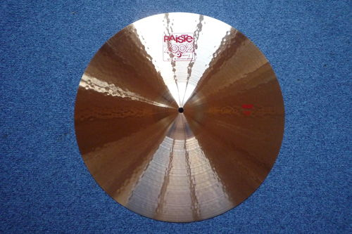 "22"" Paiste 2002 Classic Ride, 3196 grams from 2018, demo mint"