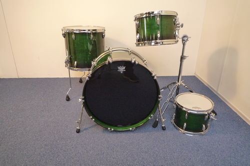 "CustomDrums.nl 4 Piece Shell Set, 20""-10""-12""-15"""