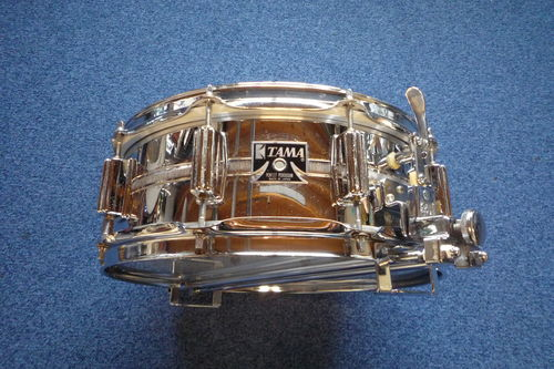 "1976 Tama Star King Beat COS snare drum 14"" x 5"", parallel system"