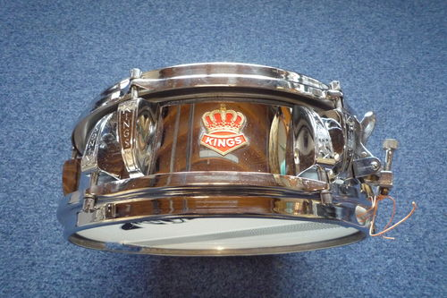 "Kings snare drum 12"" x 4"" vintage"