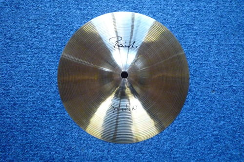 "10"" Paiste Signature Splash 261 grams from 1992"