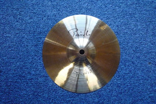 "8"" Paiste Signature Splash 152 grams from 1994"