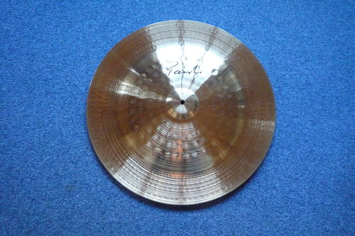 "22"" Paiste Signature Heavy China RARE! 2624 grams from 1993"