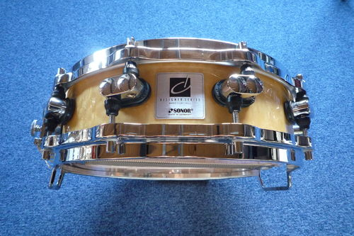 "Sonor Designer Maple Light 14"" x 4½"" Birdseye snare drum"