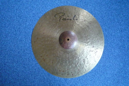 "20"" Paiste Dark Energy Light Dark Ride Mark 1, 1890 grams"