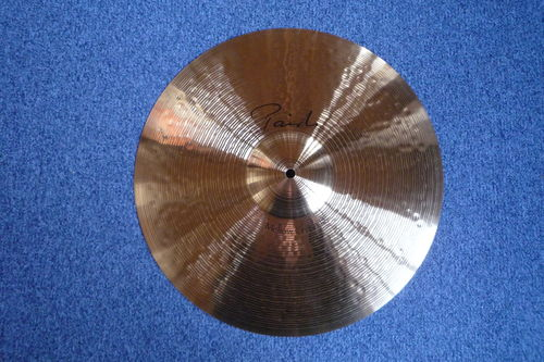 "18"" Paiste Signature Mellow Crash, 1331 grams, from 1999"