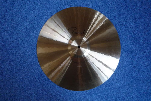 "18"" Paiste Signature Chrystal Thin, 1320 grams from 2008"