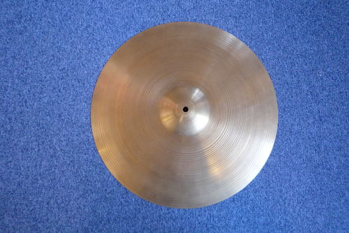 "18"" Zildjian Avedis Medium Crash Ride, 1521 grams from 1960s"