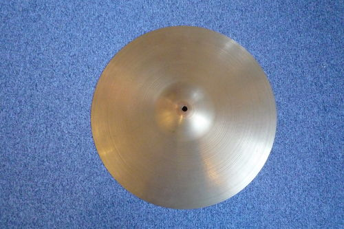 "18"" Zildjian Avedis Medium Crash Ride, 1546 grams from 1960s"
