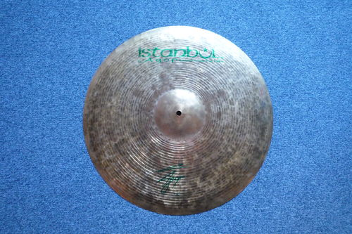 "20"" Istanbul Agop Agop Signature Series ride, 1856 grams"