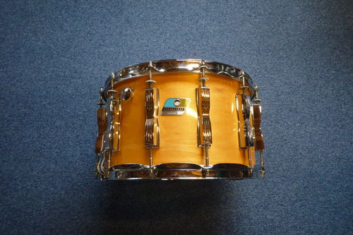 "1980 Ludwig Coliseum snare drum 14"" x 8"", Thermo Gloss"