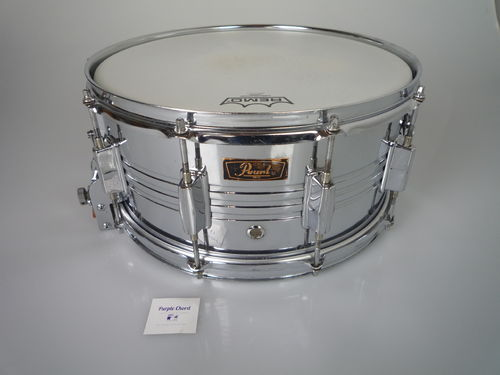 "Pearl COB Jupiter 4814L snare drum 14"" x 6,5"" with parallel strainer, 1970's"