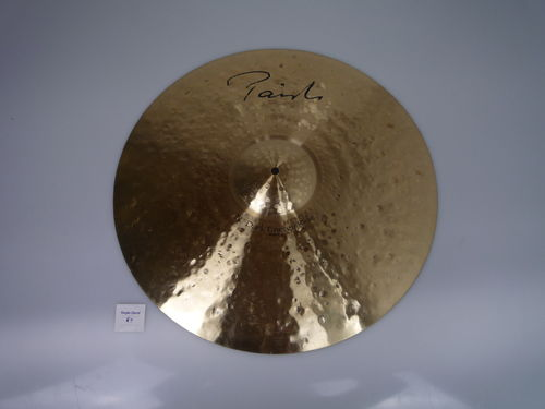 "22"" Paiste Signature Dark Energy Ride Mark II, 2978 grams"
