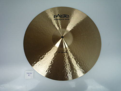 "18"" Paiste 602 Modern Essential Crash, 1471 grams from 2013, NEW"