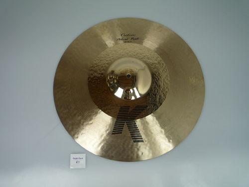 "20"" Zildjian K Custom Hybrid Ride, 2266 grams"