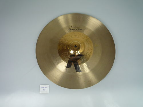 "17"" Zildjian K Custom Hybrid China, 1129 grams"