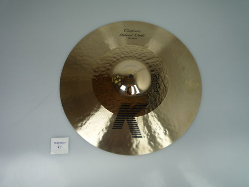 "16"" Zildjian K Custom Hybrid Crash, 1120 grams"