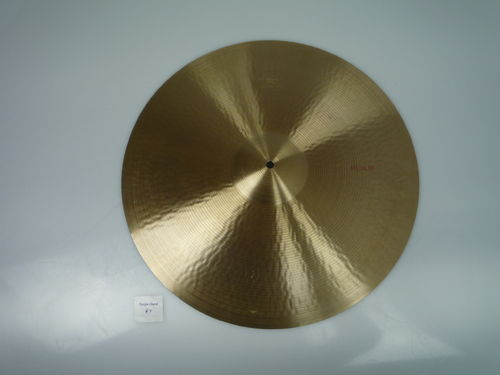 "20"" Paiste 602 Medium pre-serial, 2262 grams from 1960's"