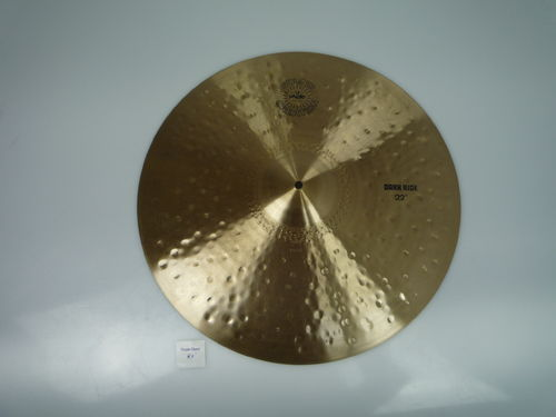 "22"" Paiste Sound Creation Dark Ride, 3303 grams from 1983"