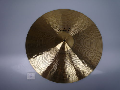 "20"" Paiste Signature Dry Crisp Ride, 2392 grams from 1993"