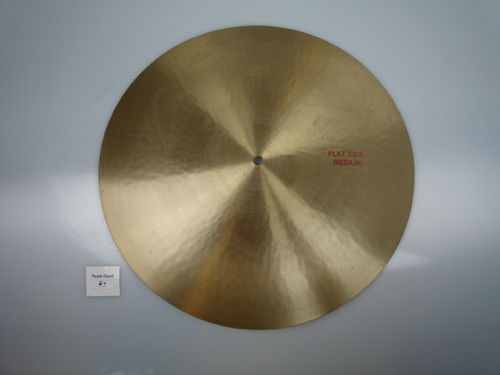 "18"" Paiste 602 Flat Ride Medium, 1660 gr. pre-serial from 1960's"