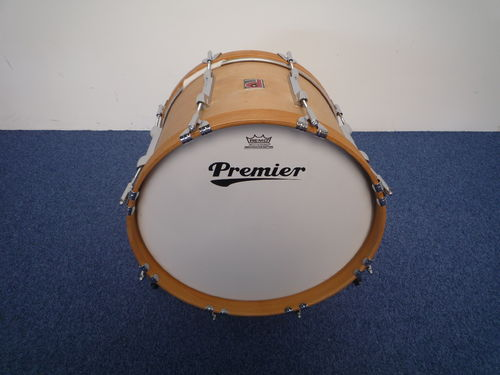 "Premier Bass Drum 16"" x 14"", ex tenor drum"