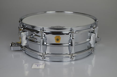 "1963 Ludwig L410 SuperSensitive snare drum 14"" x 5"""