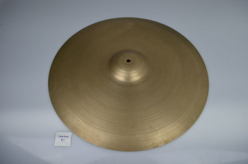 "22"" Zildjian Avedis ride 1950's, 2545 grams, big hollow block stamp"