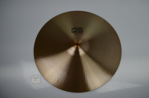 "18"" Paiste Giant Beat reissue 1849 grams from 2014"