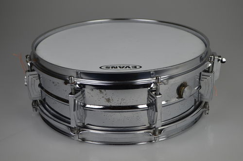 "1970's Sonor Ranger metal snare drum 14"" x 5"""