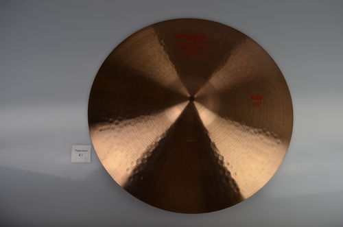 "20"" Paiste 2002 Ride red logo, 2335 grams from 2007"