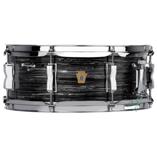 "Ludwig Jazz Fest Legacy 14"" x 5,5"" snare drum, Black Oyster Pearl"