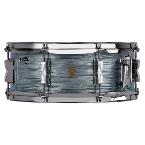 "Ludwig Jazz Fest Legacy 14"" x 5,5"" snare drum, Vintage Blue Oyster"