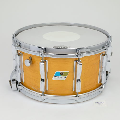 "Ludwig Rock Concert 14""x 6,5"" snare drum from 1982"