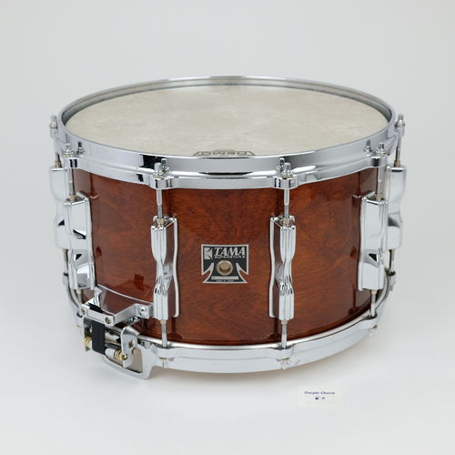 "Tama Superstar AW458 Super Mahogany Snare Drum 14"" x 6,5"", Made in Japan"