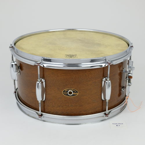 "1964 Slingerland Concert Hall 14"" x 7"" snare drum 3-ply maple"