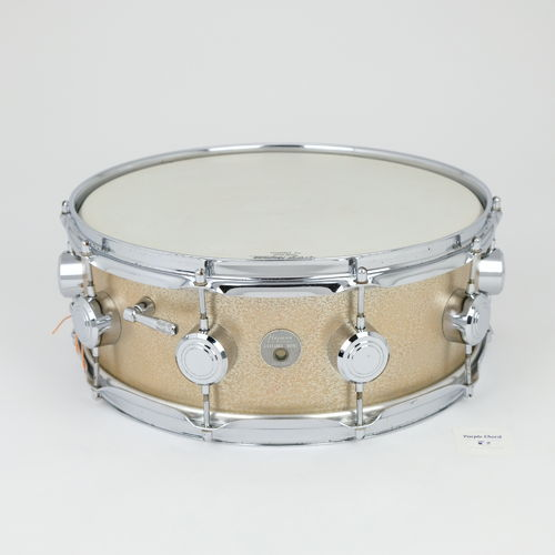 "Hayman Vibrasonic 14"" x 5,5"" snare drum, Gold Ignot"