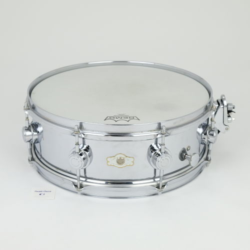 "1970's Camco 701M snare drum 14"" x 5"" chrome shell"