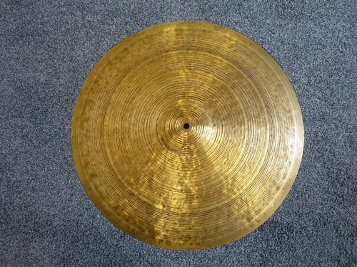 "24"" Istanbul Agop 30th Anniversary Ride"